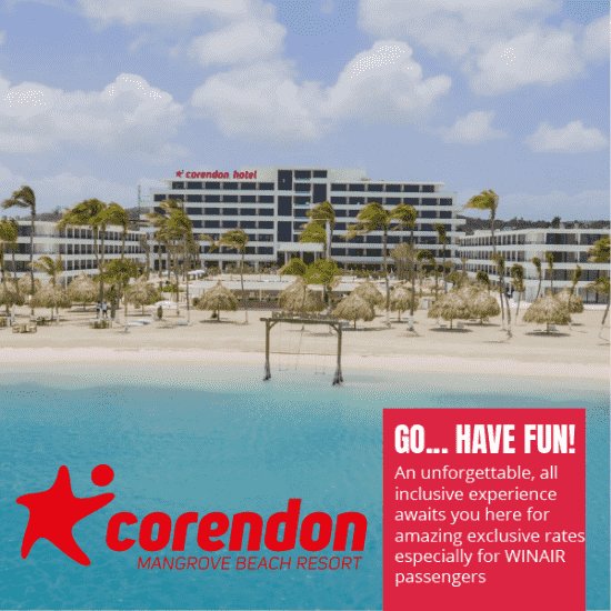 CORENDON MANGROVE BEACH RESORT CURACAO
